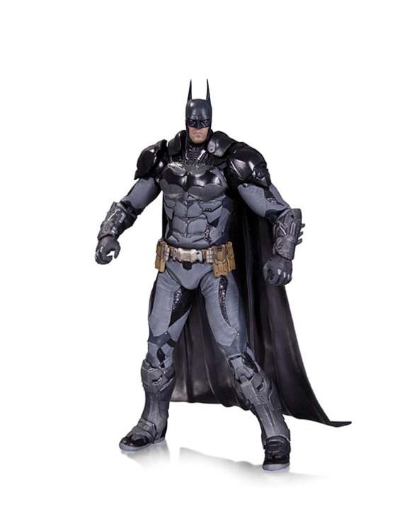 [DC Collectibles] Batman Arkham Knight - Batman, Harley, Arkham Knight e Scarecrow Batman-Arkham-Knight-Batman-Figure