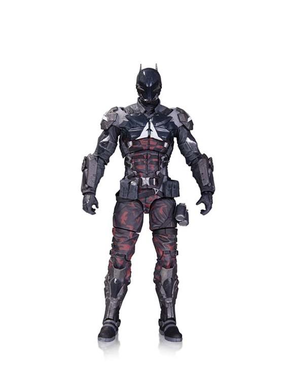 [DC Collectibles] Batman Arkham Knight - Batman, Harley, Arkham Knight e Scarecrow Batman-Arkham-Knight-The-Arkham-Knight-Figure