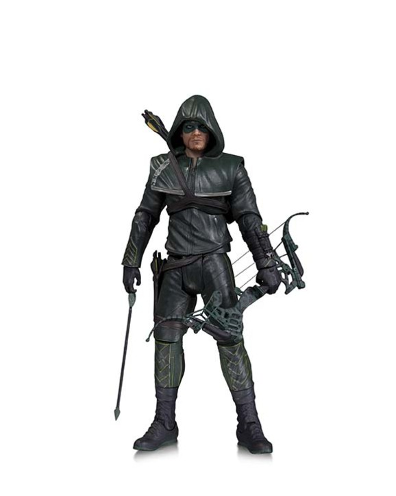 [DC Collectibles] TV Series: Arrow and Deathstroke - Action Figures Arrow-TV-Arrow-Action-Figure