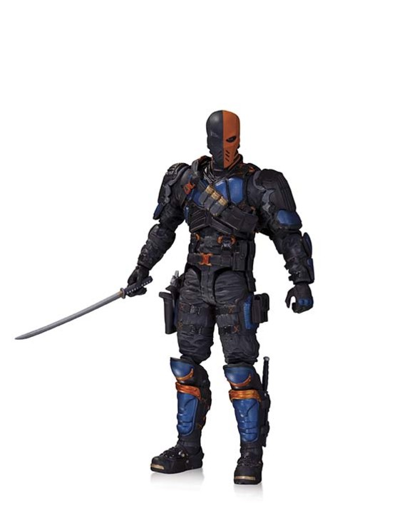 [DC Collectibles] TV Series: Arrow and Deathstroke - Action Figures Arrow-TV-Deathstroke-Action-Figure