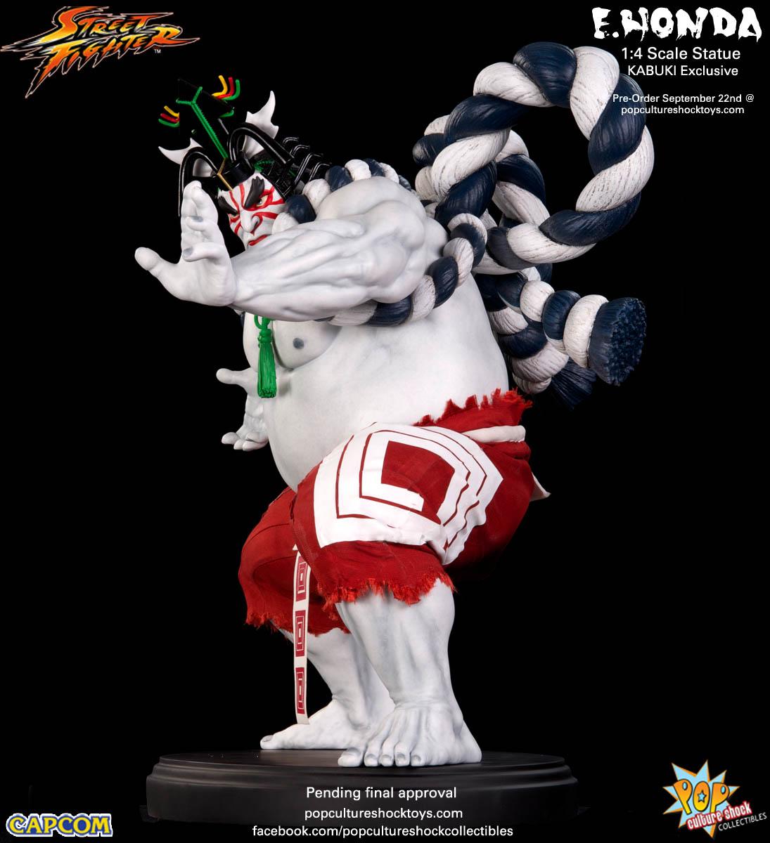 [Pop Culture Shock] Street Fighter: E. Honda 1/4 Statue - Página 3 Street-Fighter-E.-Honda-Kabuki-Statue-005