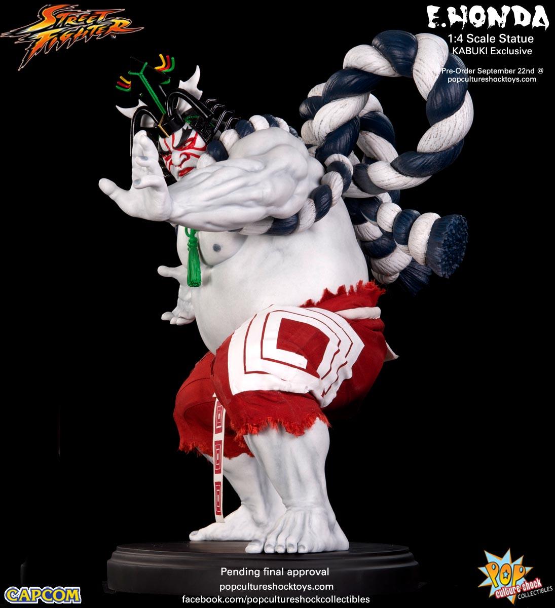 [Pop Culture Shock] Street Fighter: E. Honda 1/4 Statue - Página 3 Street-Fighter-E.-Honda-Kabuki-Statue-012