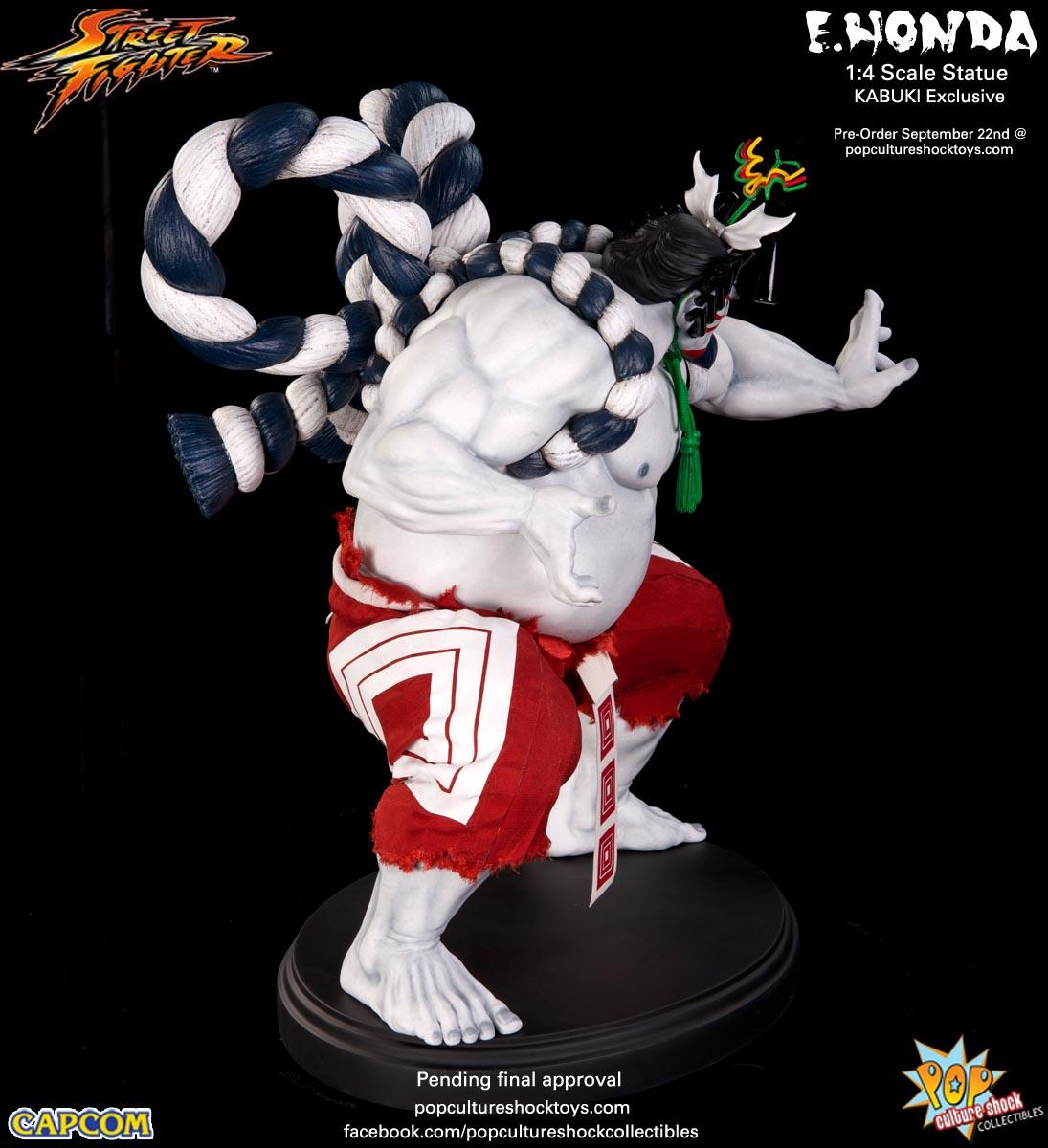 [Pop Culture Shock] Street Fighter: E. Honda 1/4 Statue - Página 3 Street-Fighter-E.-Honda-Kabuki-Statue-015