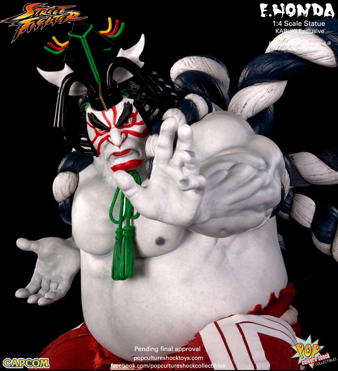 [Pop Culture Shock] Street Fighter: E. Honda 1/4 Statue - Página 3 Street-Fighter-E.-Honda-Kabuki-Statue-017