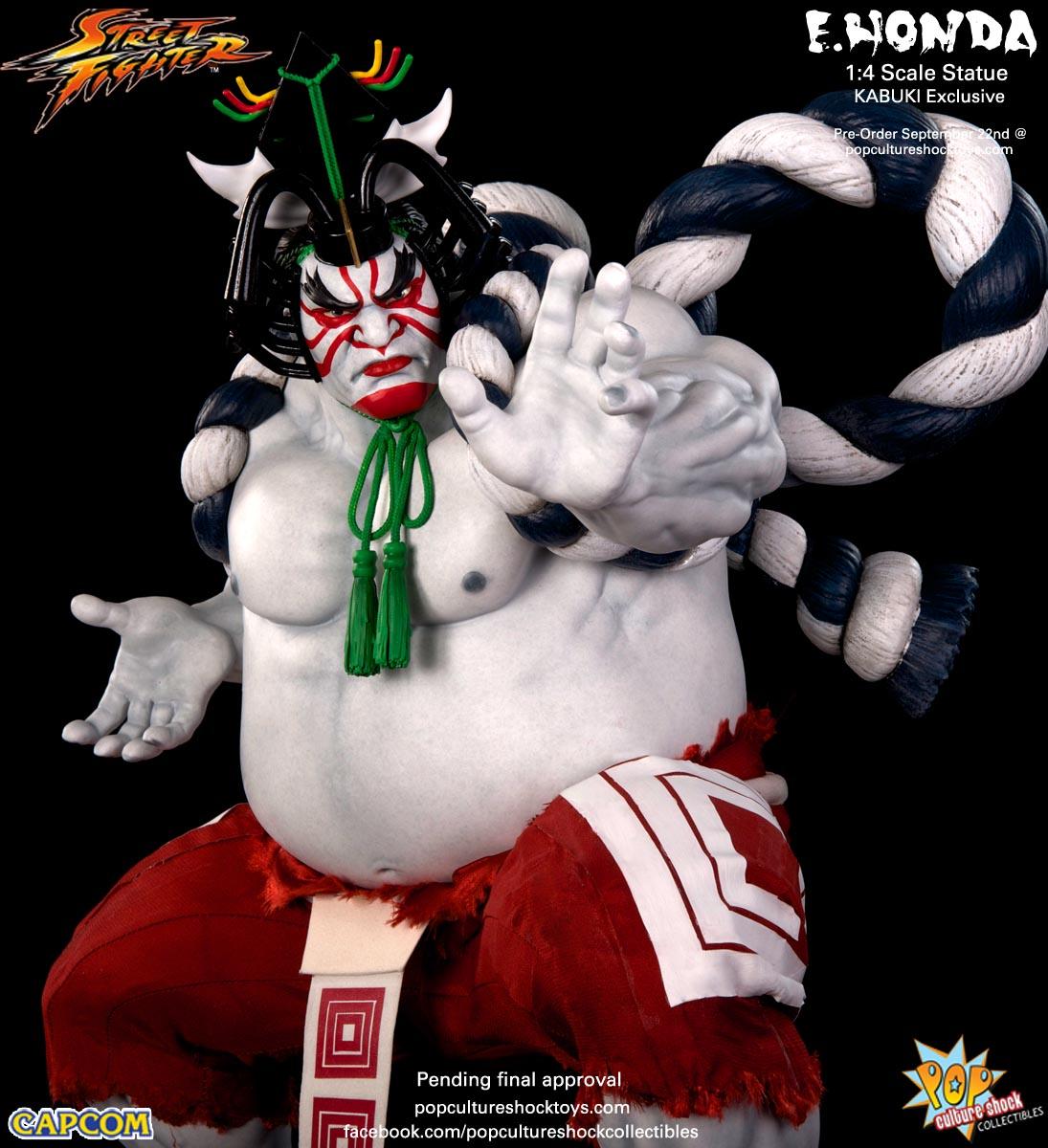 [Pop Culture Shock] Street Fighter: E. Honda 1/4 Statue - Página 3 Street-Fighter-E.-Honda-Kabuki-Statue-025