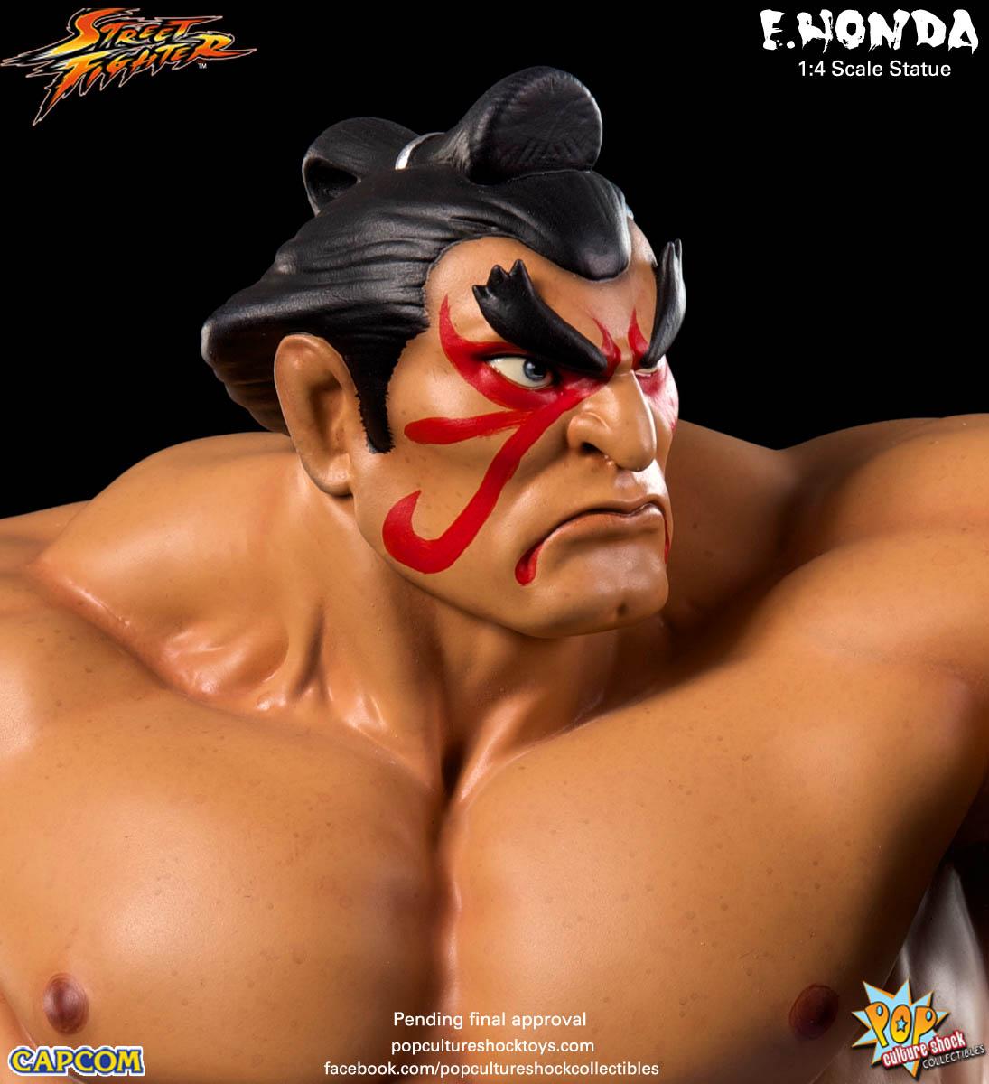 [Pop Culture Shock] Street Fighter: E. Honda 1/4 Statue - Página 3 Street-Fighter-E.-Honda-Regular-Statue-001