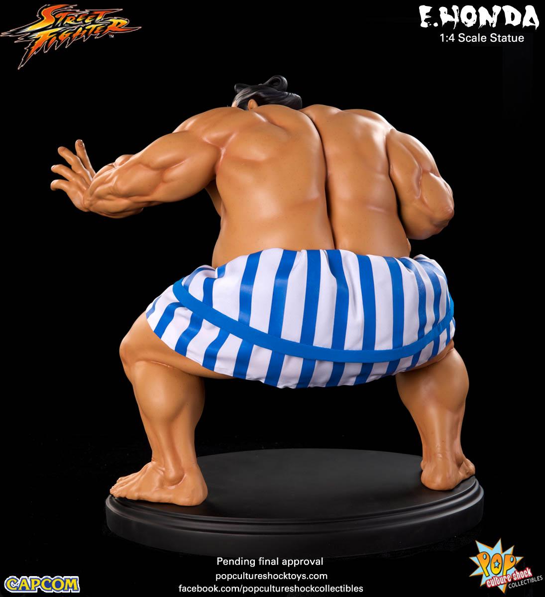 [Pop Culture Shock] Street Fighter: E. Honda 1/4 Statue - Página 3 Street-Fighter-E.-Honda-Regular-Statue-006
