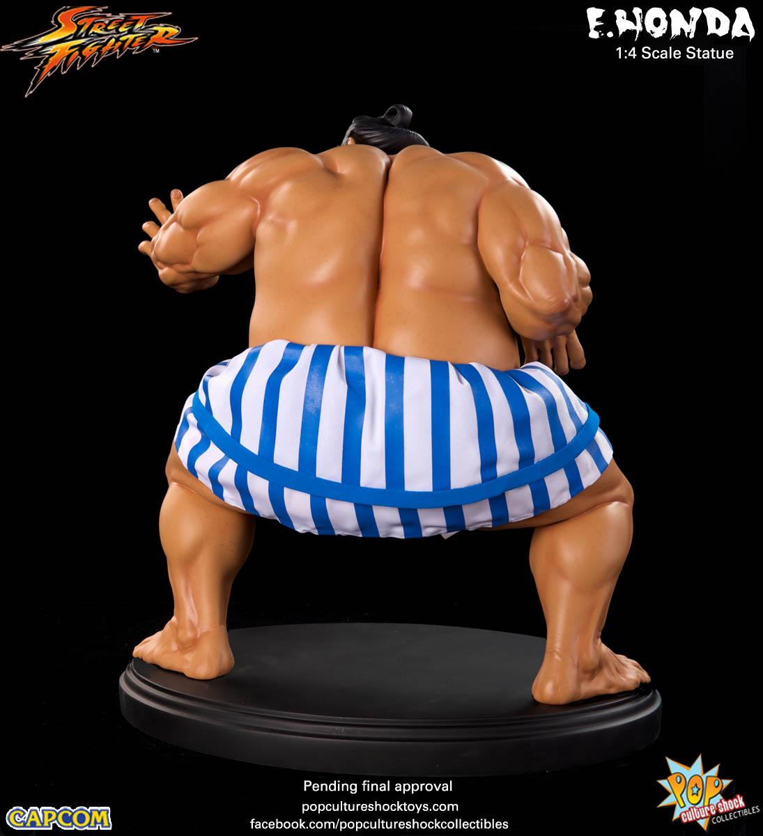 [Pop Culture Shock] Street Fighter: E. Honda 1/4 Statue - Página 3 Street-Fighter-E.-Honda-Regular-Statue-007