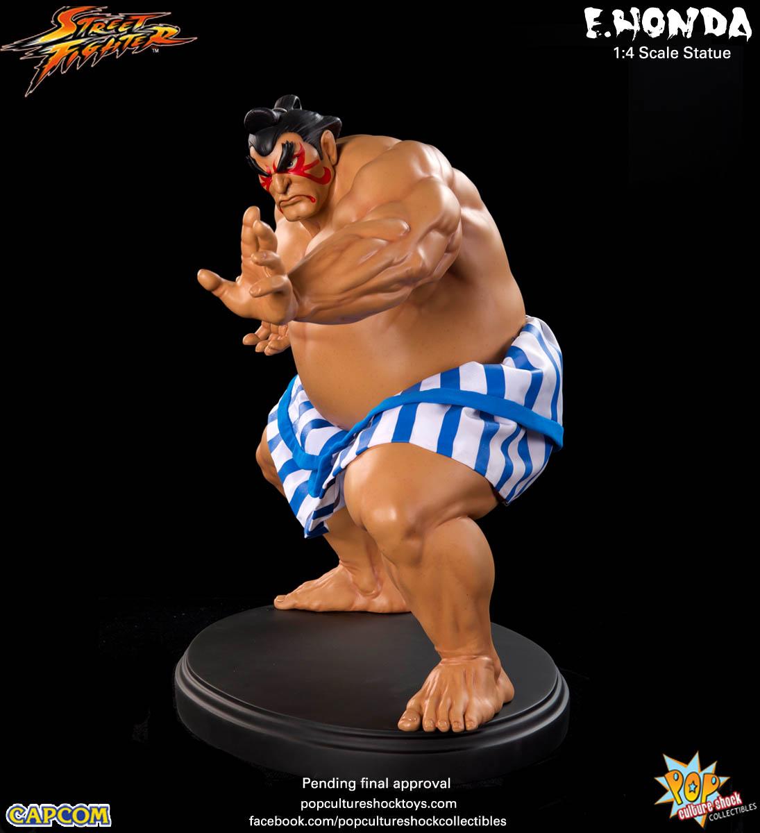 [Pop Culture Shock] Street Fighter: E. Honda 1/4 Statue - Página 3 Street-Fighter-E.-Honda-Regular-Statue-010