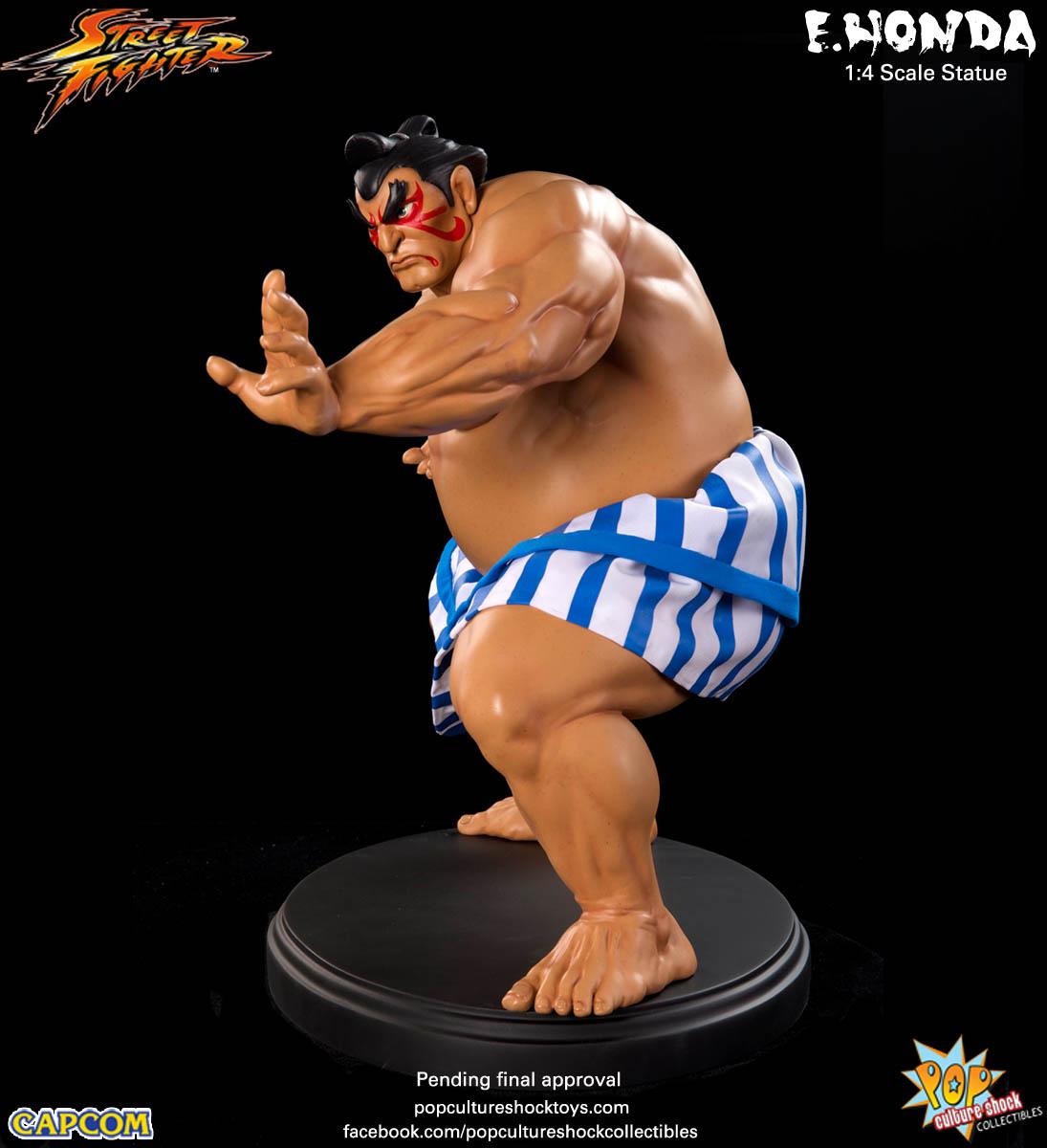 [Pop Culture Shock] Street Fighter: E. Honda 1/4 Statue - Página 3 Street-Fighter-E.-Honda-Regular-Statue-011