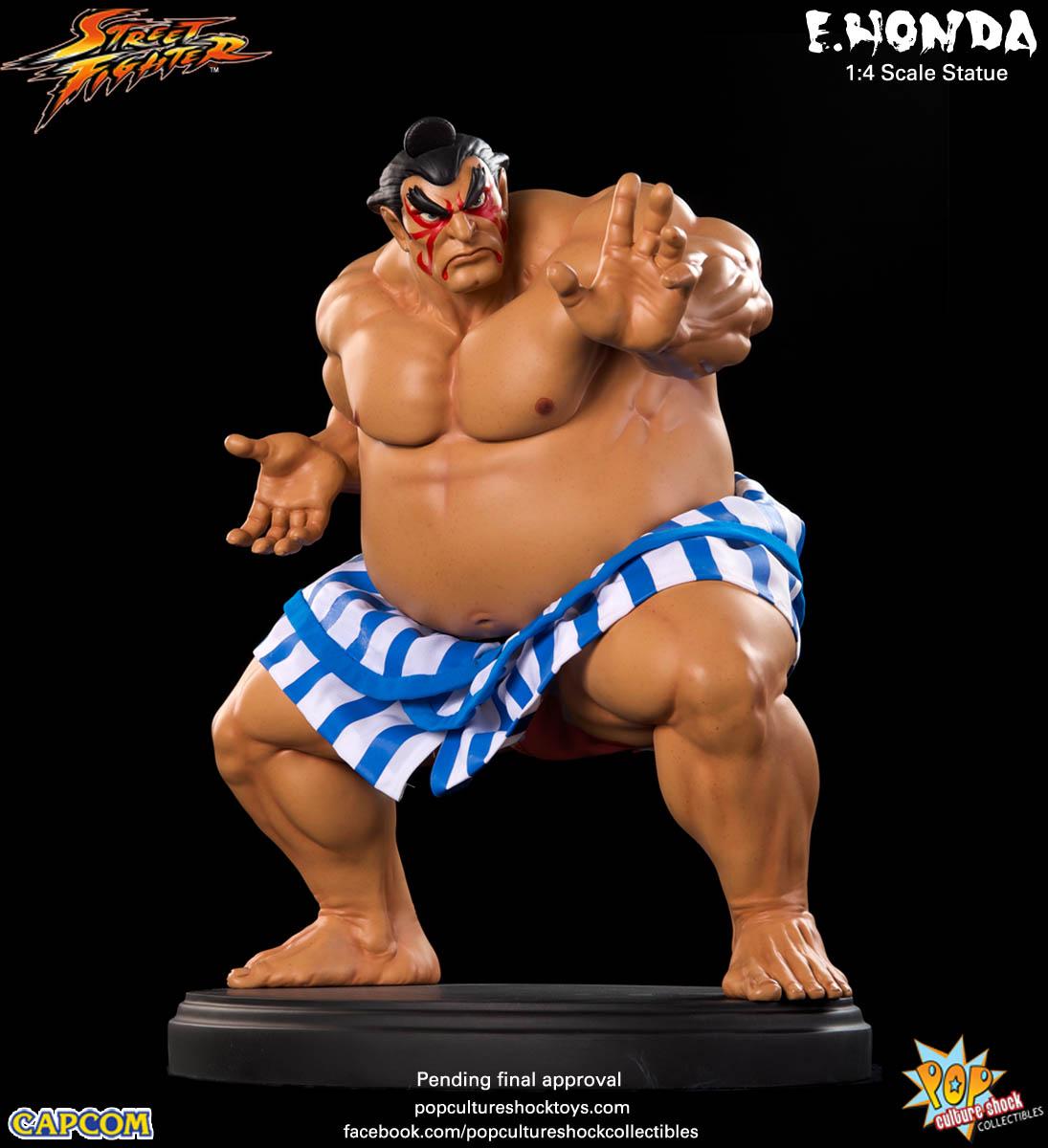[Pop Culture Shock] Street Fighter: E. Honda 1/4 Statue - Página 3 Street-Fighter-E.-Honda-Regular-Statue-013