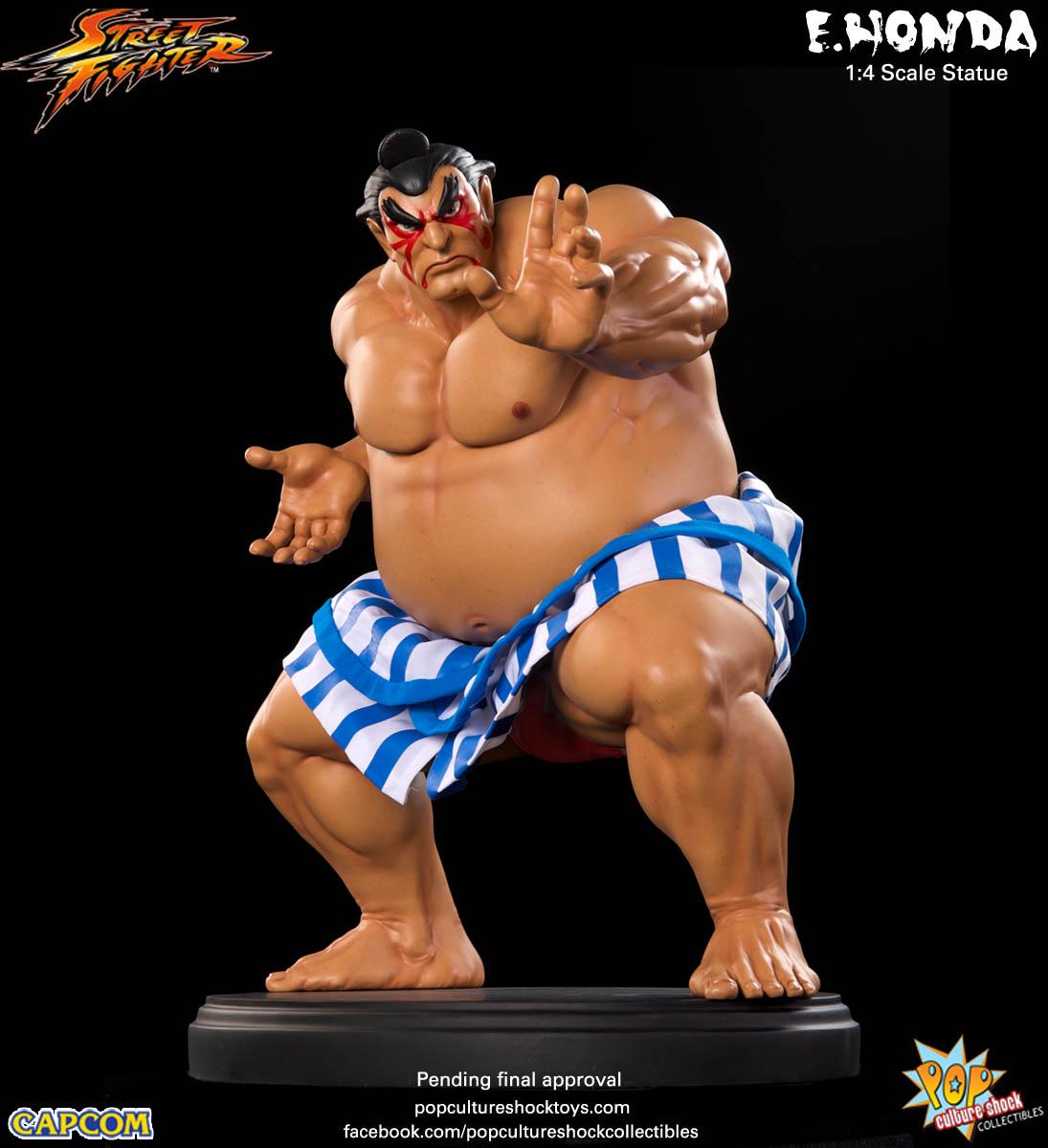 [Pop Culture Shock] Street Fighter: E. Honda 1/4 Statue - Página 3 Street-Fighter-E.-Honda-Regular-Statue-014
