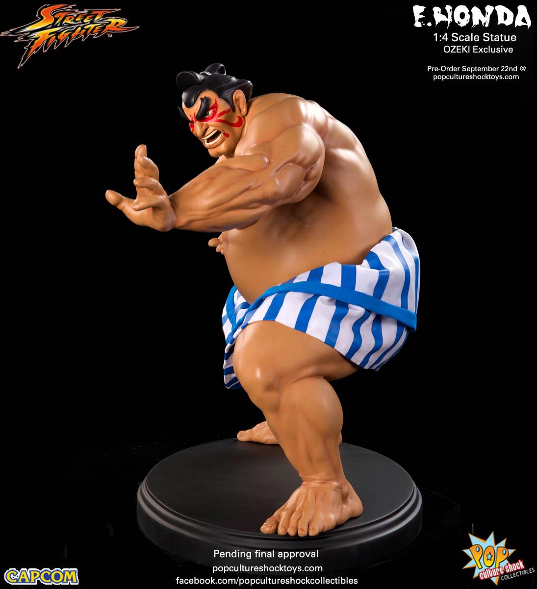 [Pop Culture Shock] Street Fighter: E. Honda 1/4 Statue - Página 3 Street-Fighter-E.-Honda-ozeki-Statue-009