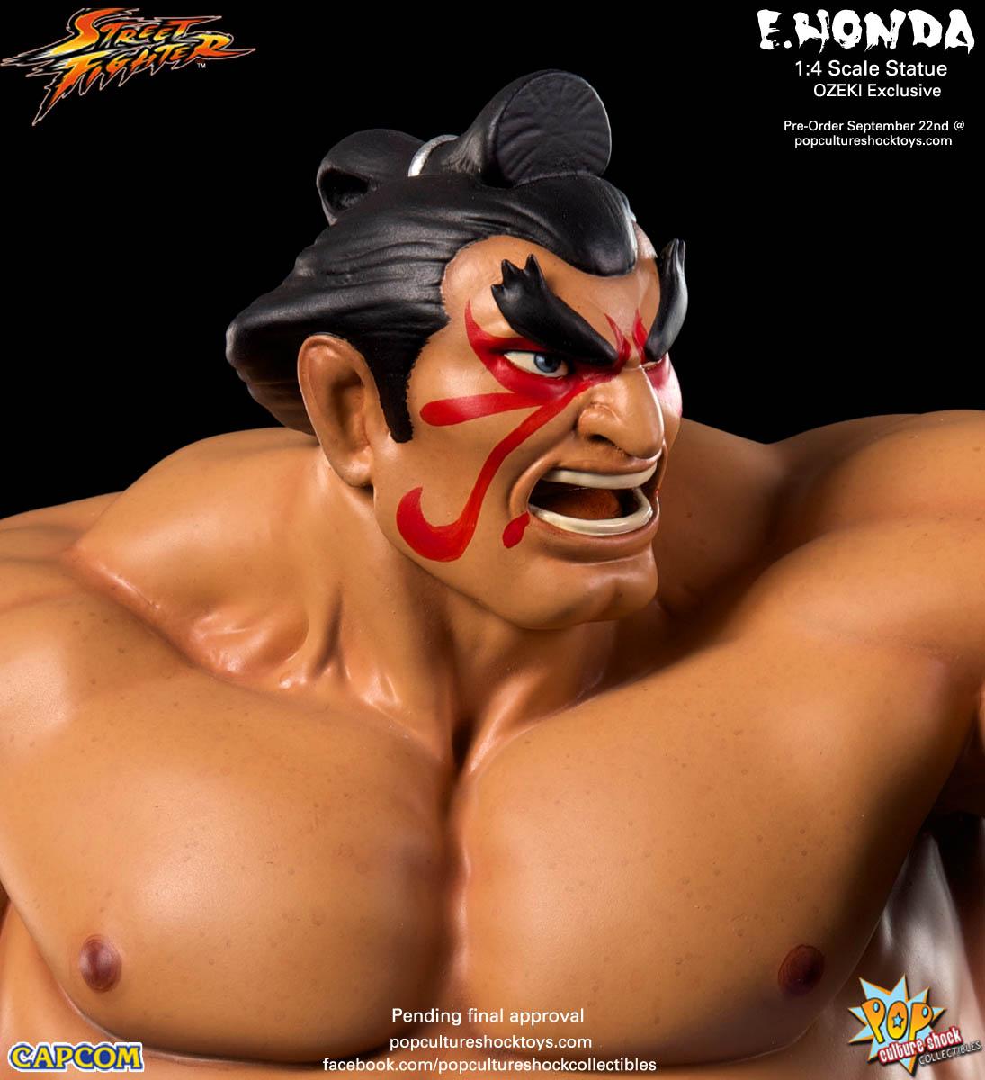 [Pop Culture Shock] Street Fighter: E. Honda 1/4 Statue - Página 3 Street-Fighter-E.-Honda-ozeki-Statue-014