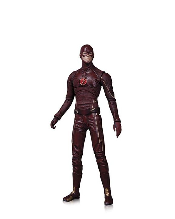 [DC Collectibles] TV Series: The Flash - Action Figure The-Flash-TV-Action-Figure