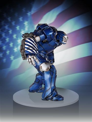 [Gentle Giant] Iron Man 3 - Igor Marvel-Iron-Man-MK-38-Igor-Armor-Statue-005