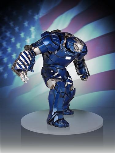 [Gentle Giant] Iron Man 3 - Igor Marvel-Iron-Man-MK-38-Igor-Armor-Statue-006