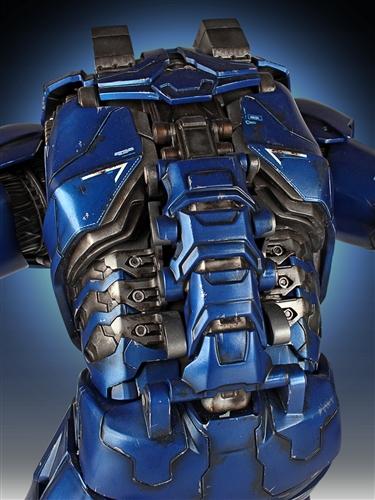 [Gentle Giant] Iron Man 3 - Igor Marvel-Iron-Man-MK-38-Igor-Armor-Statue-007
