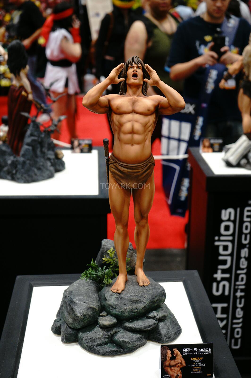 [ARH Studios] Tarzan Statue - Página 2 NYCC-2014-ARH-Studios-004
