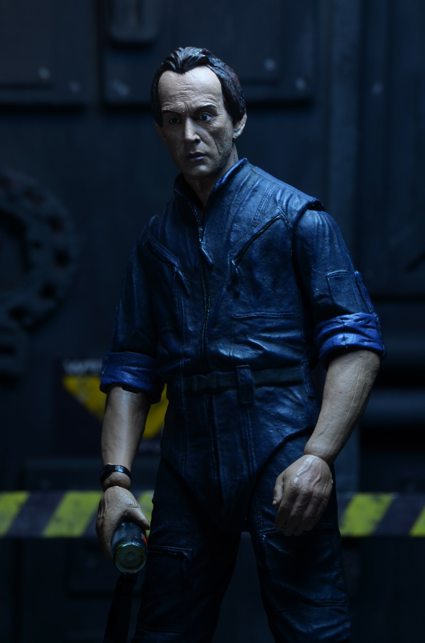 [NECA] Series 4 - Aliens: Ellen Ripley e Dallas Arthur Aliens-Series-3-Bishop-Figure-002