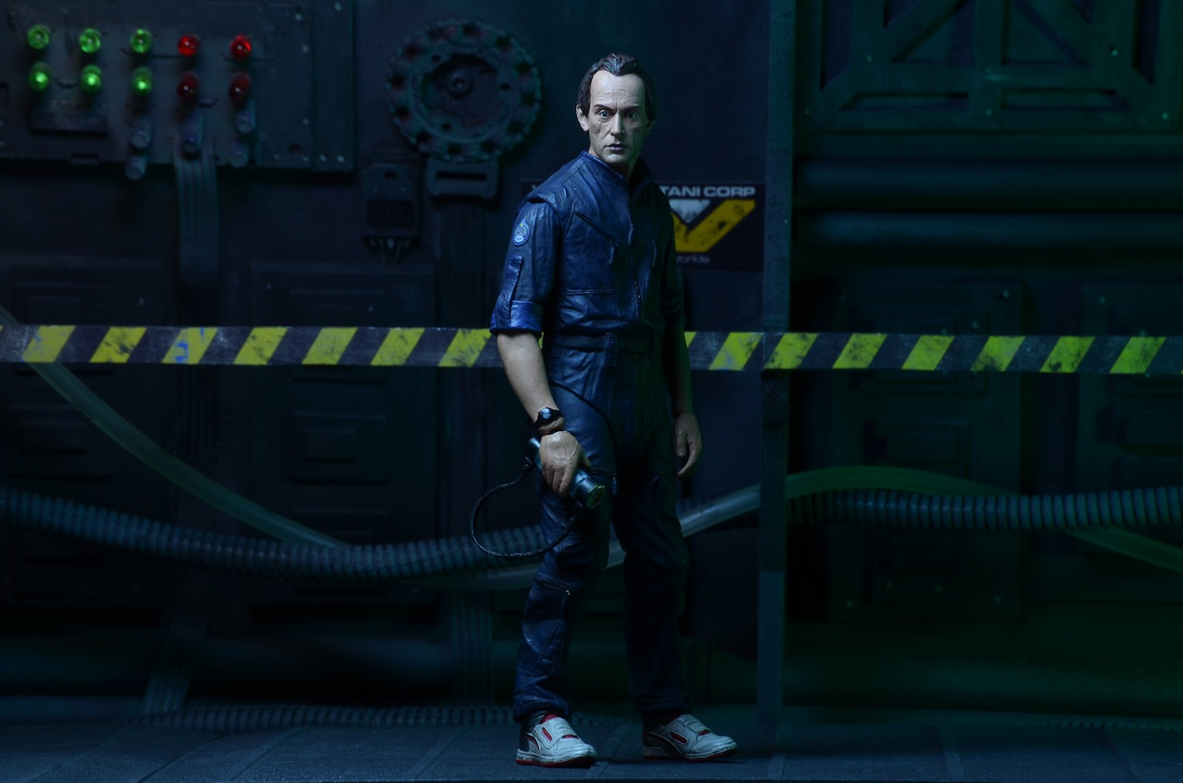 [NECA] Series 4 - Aliens: Ellen Ripley e Dallas Arthur Aliens-Series-3-Bishop-Figure-003