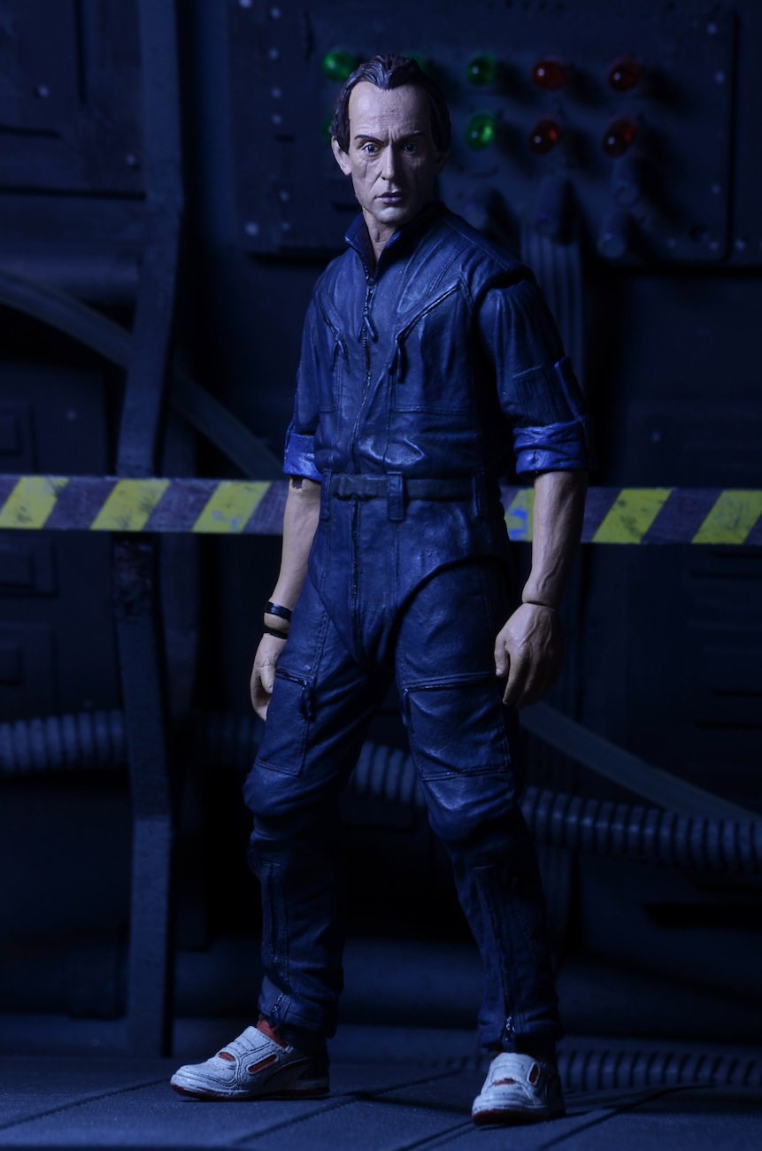 [NECA] Series 4 - Aliens: Ellen Ripley e Dallas Arthur Aliens-Series-3-Bishop-Figure-010