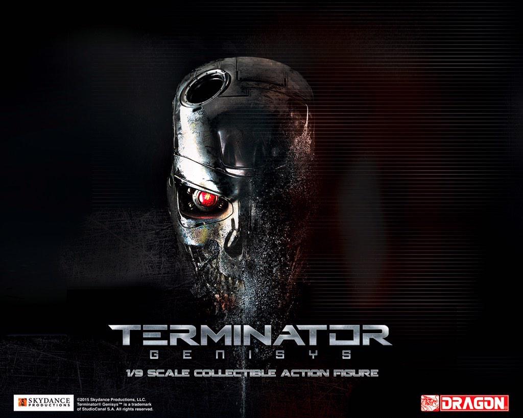 [Dragon Models] Terminator Genisys - 1/9 scale Dragon-Models-Terminator-Genisys