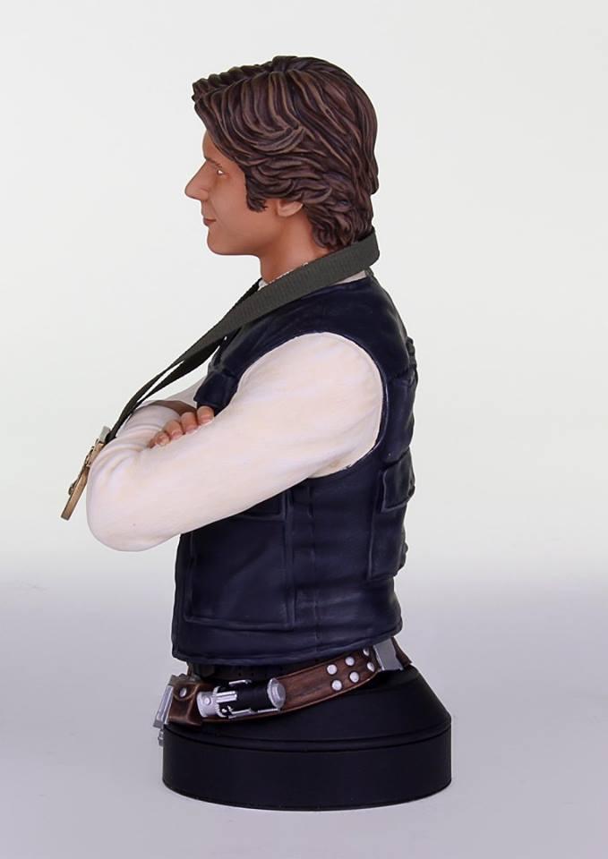 "[Gentle Giant] Star Wars: Han Solo ""Hero of  Yavin"" - Mini Bust GG-Han-Solo-Hero-of-Yavin-Mini-Bust-003"