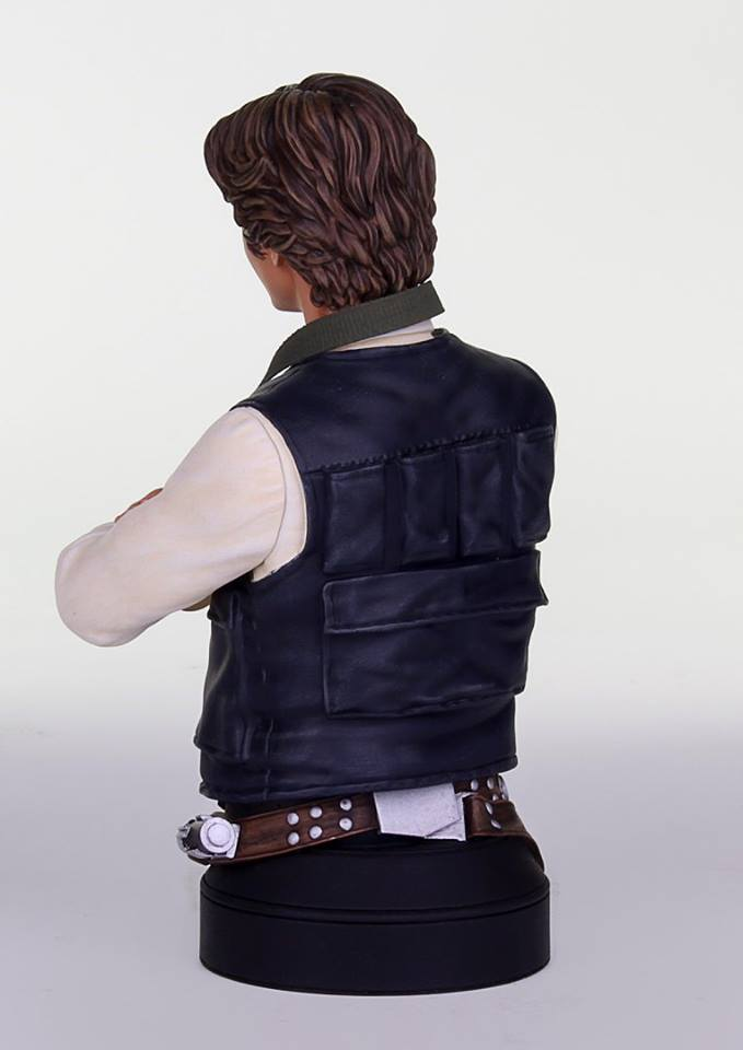 "[Gentle Giant] Star Wars: Han Solo ""Hero of  Yavin"" - Mini Bust GG-Han-Solo-Hero-of-Yavin-Mini-Bust-004"