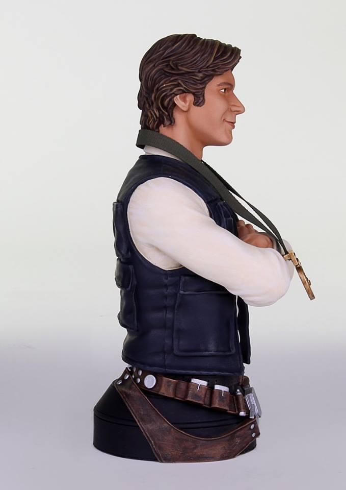 "[Gentle Giant] Star Wars: Han Solo ""Hero of  Yavin"" - Mini Bust GG-Han-Solo-Hero-of-Yavin-Mini-Bust-007"