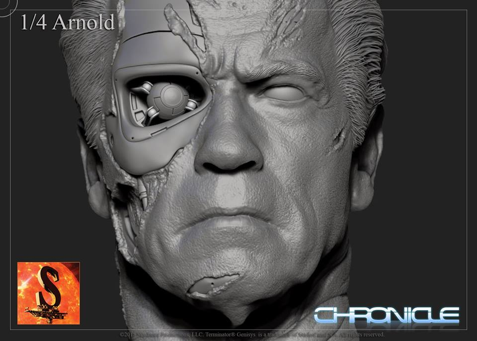 [Chronicle Collectibles] Terminator Genisys - Guardian T800 Terminator-Genisys-Guardian-T-800-by-Chronicle-004