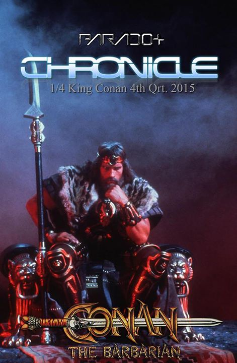Chronicle Producing Conan The Barbarian Collectibles Chronicle-Conan-Announcement
