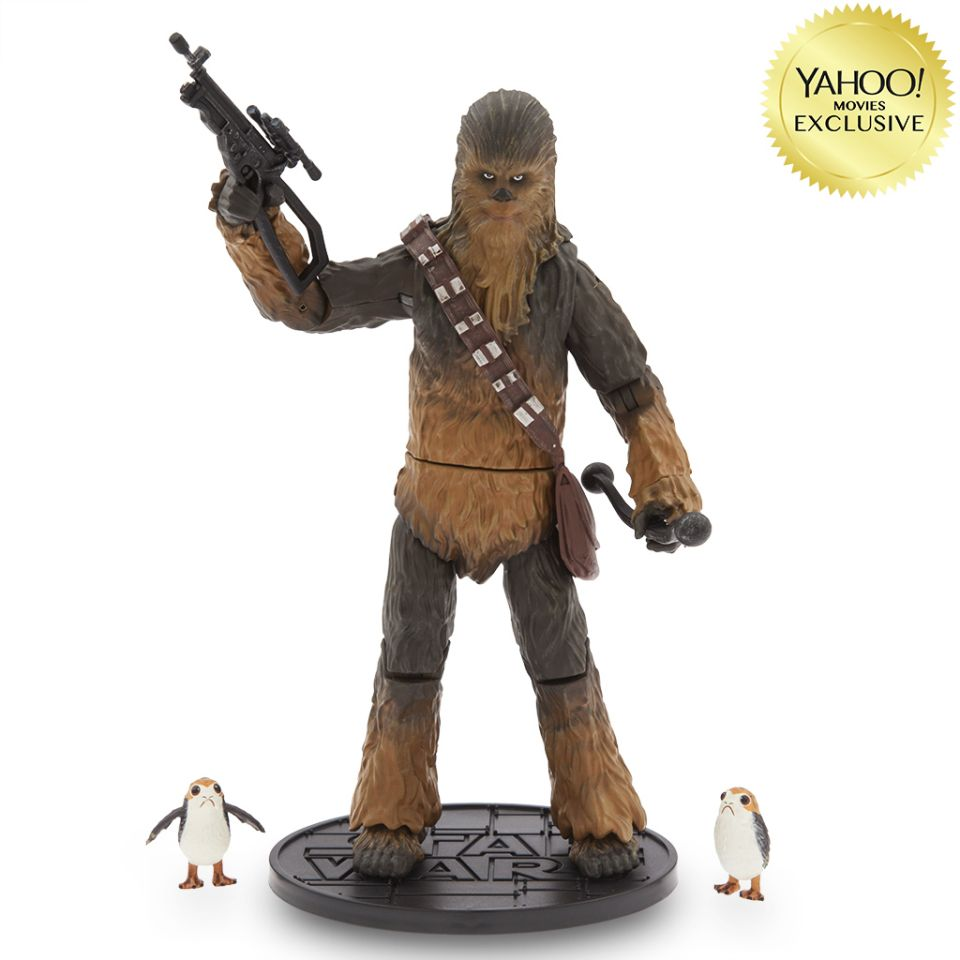FORCE FRIDAY September 01-03 - Page 4 Chewbacca-With-Porgs-Elite-Series-Die-Cast-Action-Figure