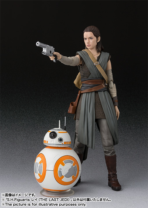 FORCE FRIDAY September 01-03 - Page 5 SH-Figuarts-Last-Jedi-Rey-005