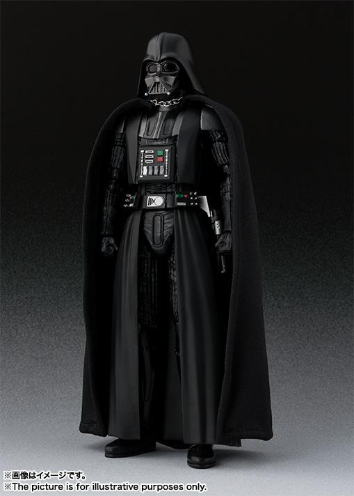 STAR WARS S.H.Figuarts - DARTH VADER V2 - A New Hope SH-Figuarts-New-Hope-Darth-Vader-002
