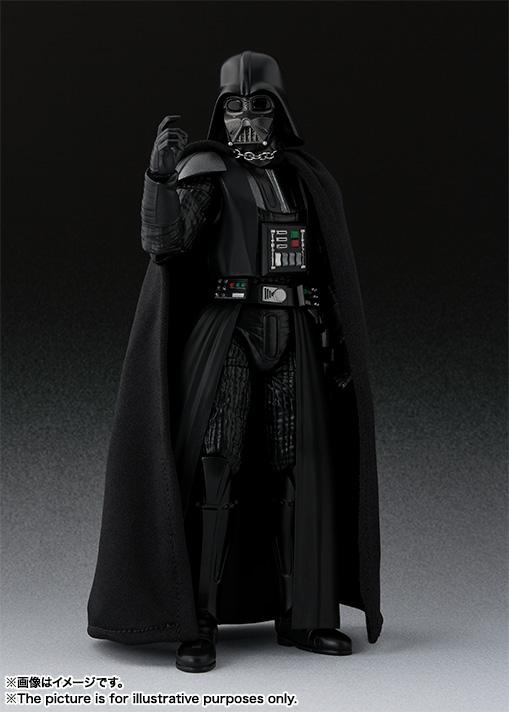 STAR WARS S.H.Figuarts - DARTH VADER V2 - A New Hope SH-Figuarts-New-Hope-Darth-Vader-003