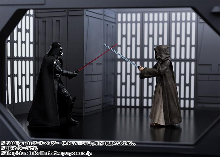 STAR WARS S.H.Figuarts - DARTH VADER V2 - A New Hope SH-Figuarts-New-Hope-Darth-Vader-006