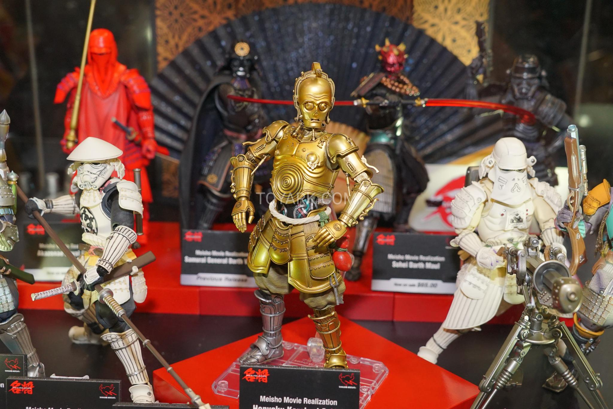 NEW YORK COMIC CON 2018 NYCC-2018-Tamashii-Nations-Star-Wars-002
