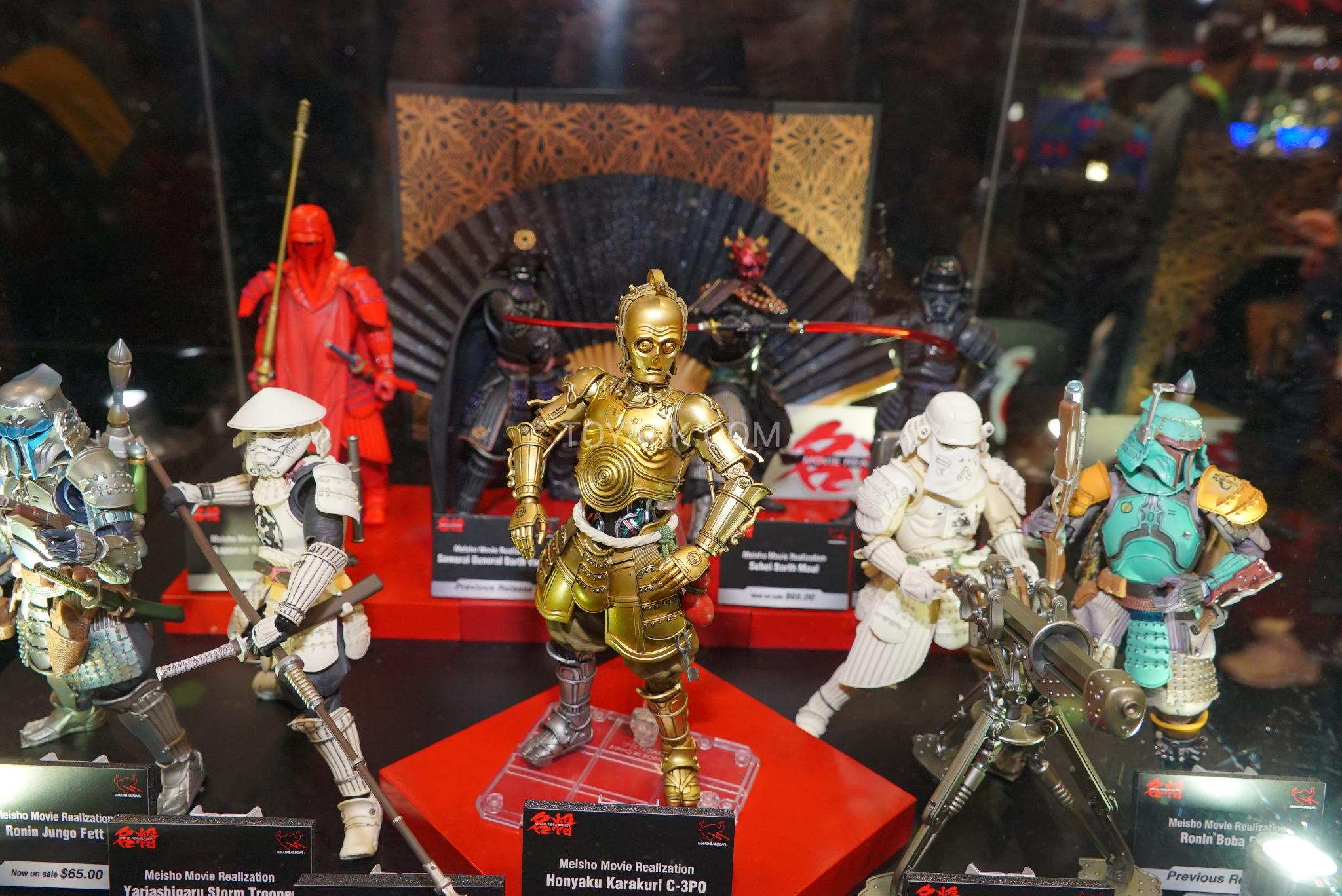 NEW YORK COMIC CON 2018 NYCC-2018-Tamashii-Nations-Star-Wars-003