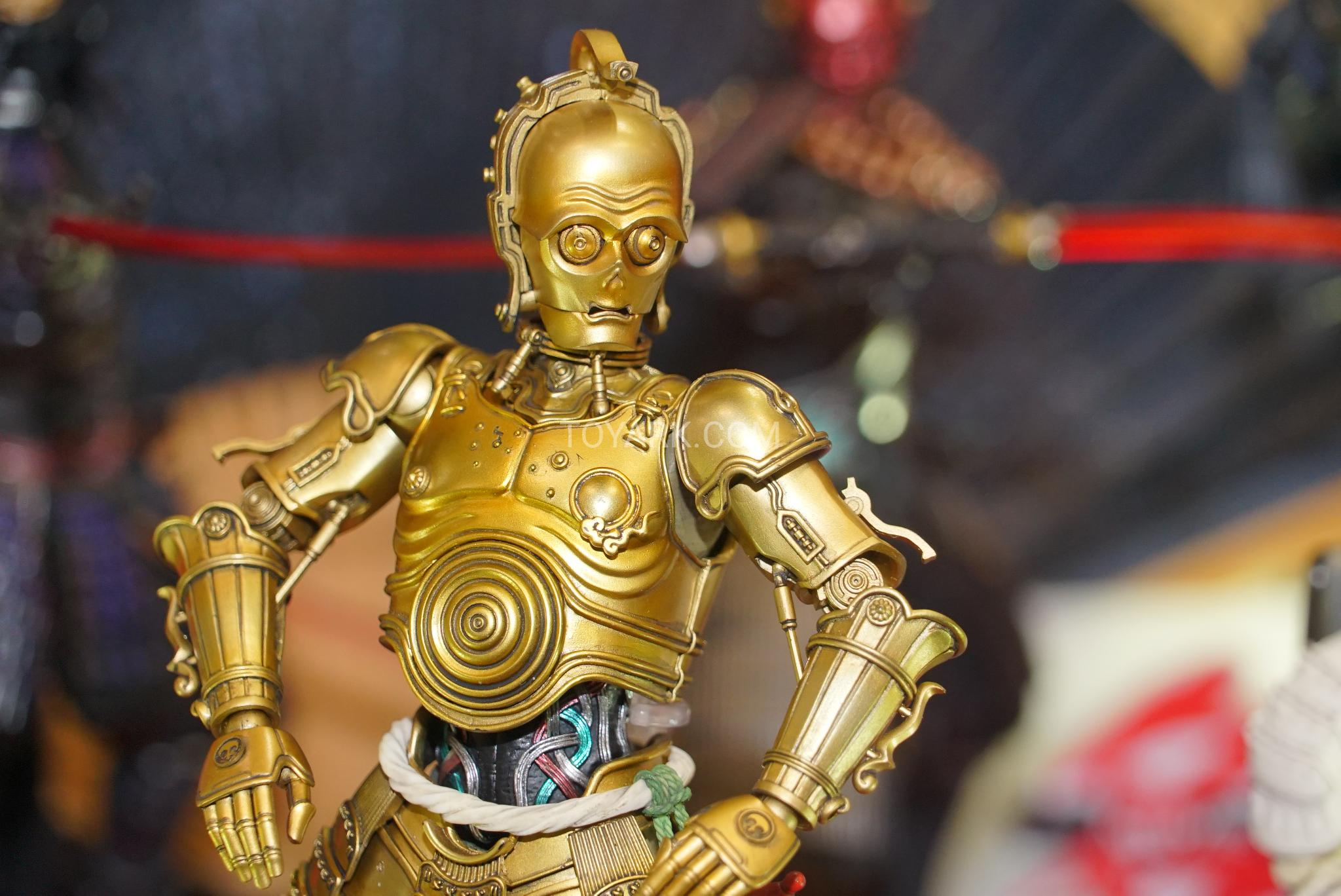 NEW YORK COMIC CON 2018 NYCC-2018-Tamashii-Nations-Star-Wars-004