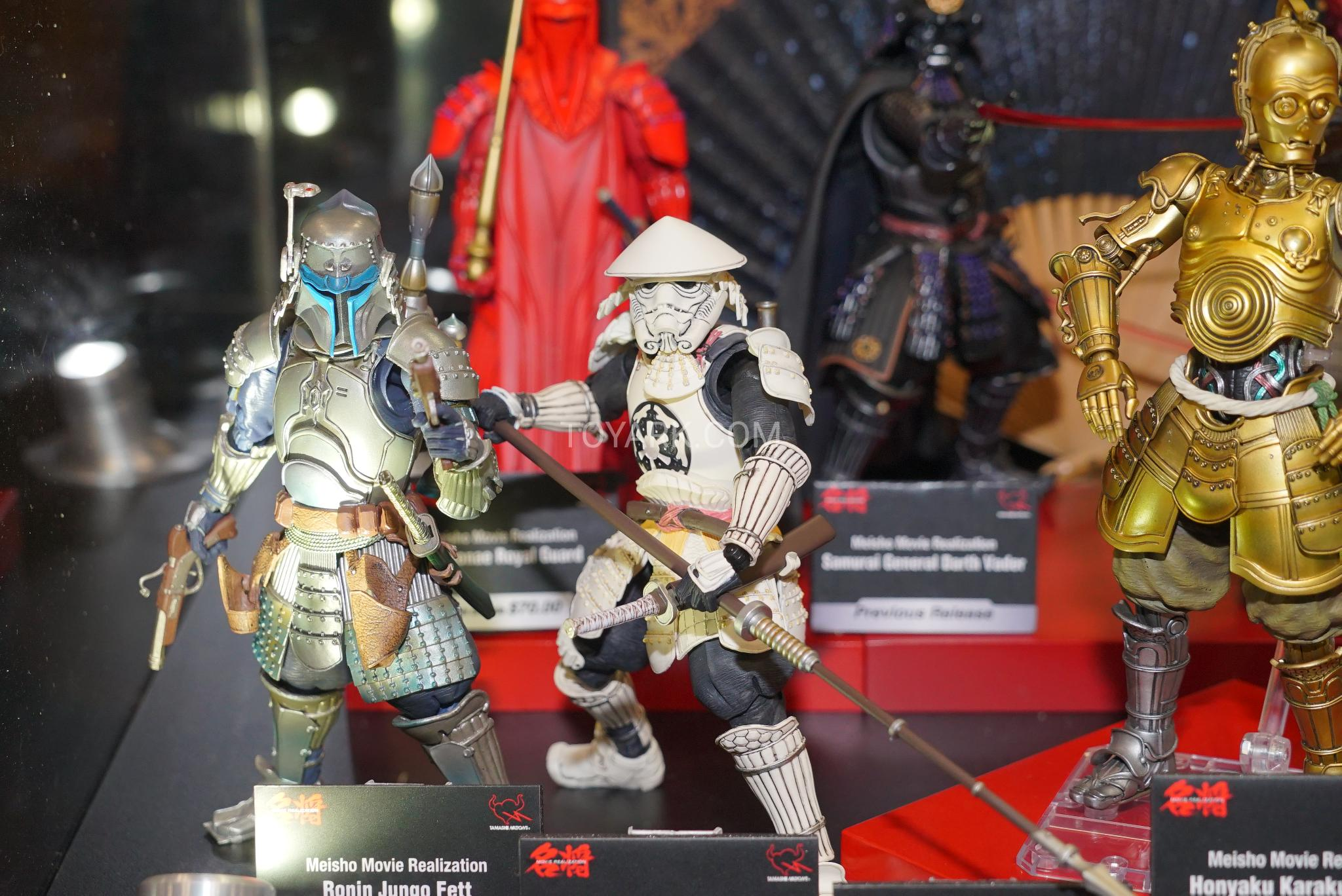 NEW YORK COMIC CON 2018 NYCC-2018-Tamashii-Nations-Star-Wars-005
