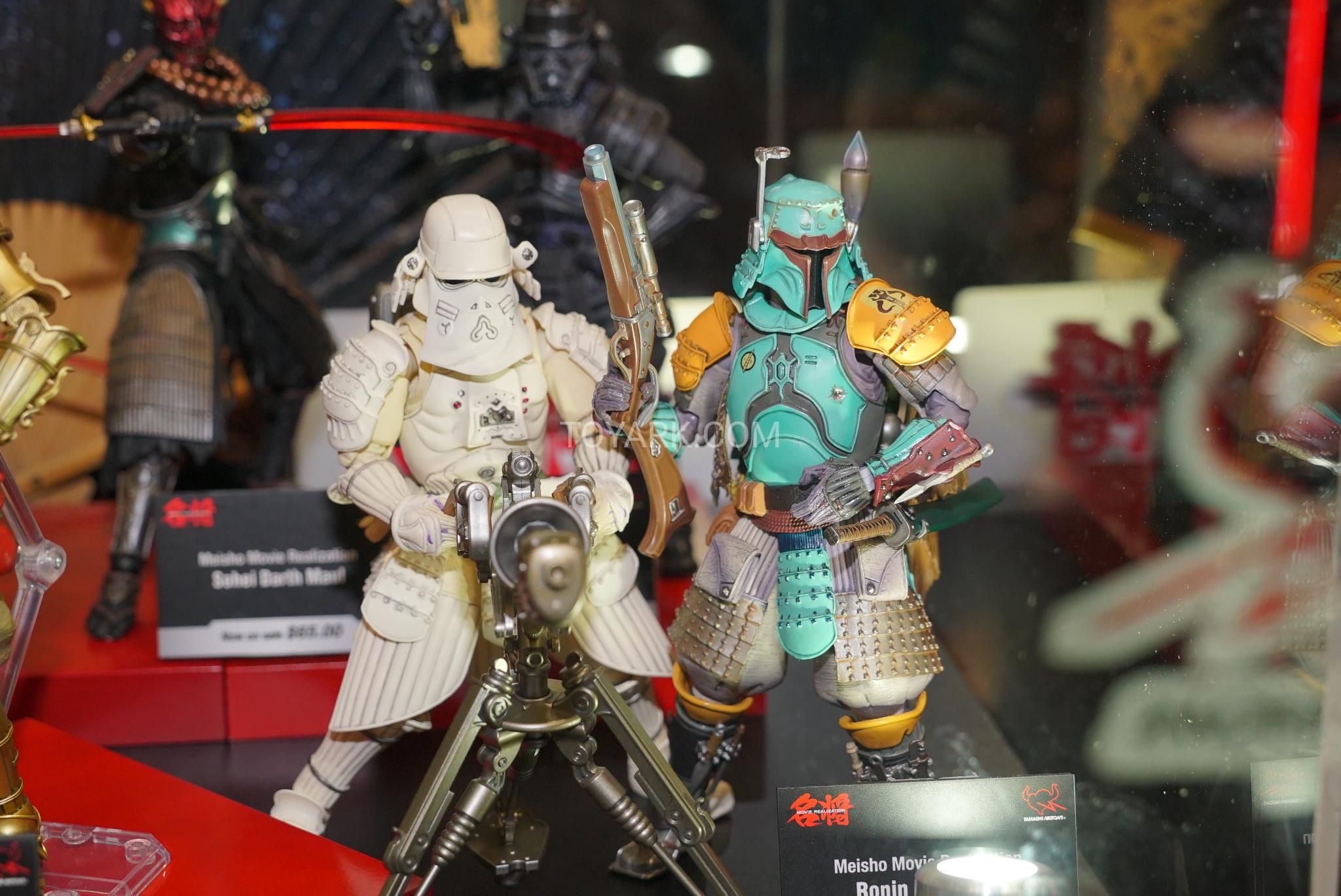 NEW YORK COMIC CON 2018 NYCC-2018-Tamashii-Nations-Star-Wars-006