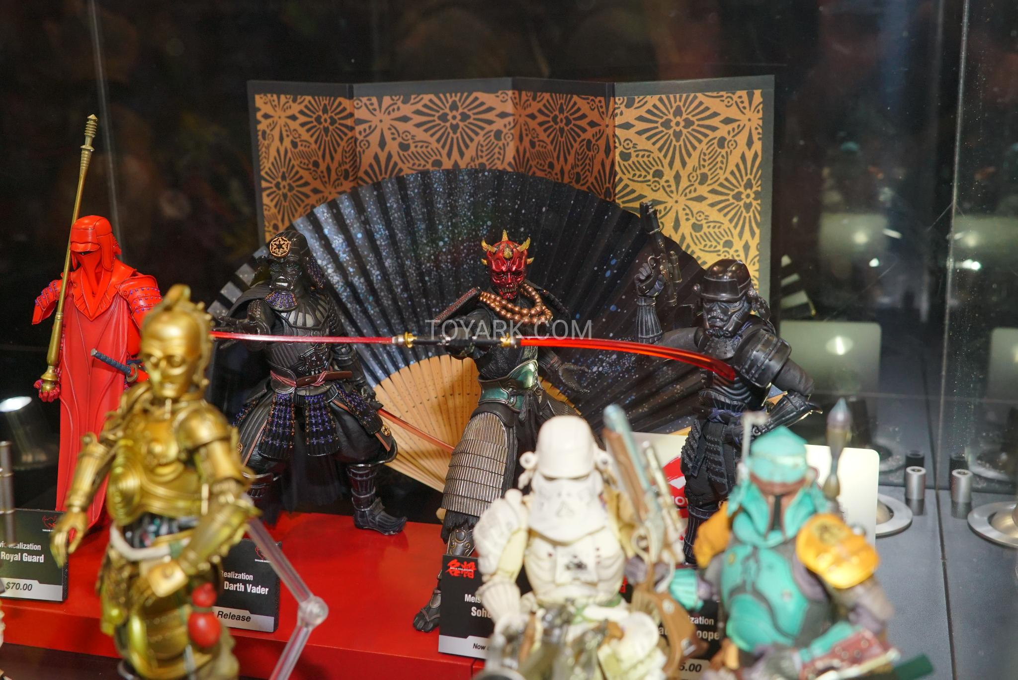 NEW YORK COMIC CON 2018 NYCC-2018-Tamashii-Nations-Star-Wars-007