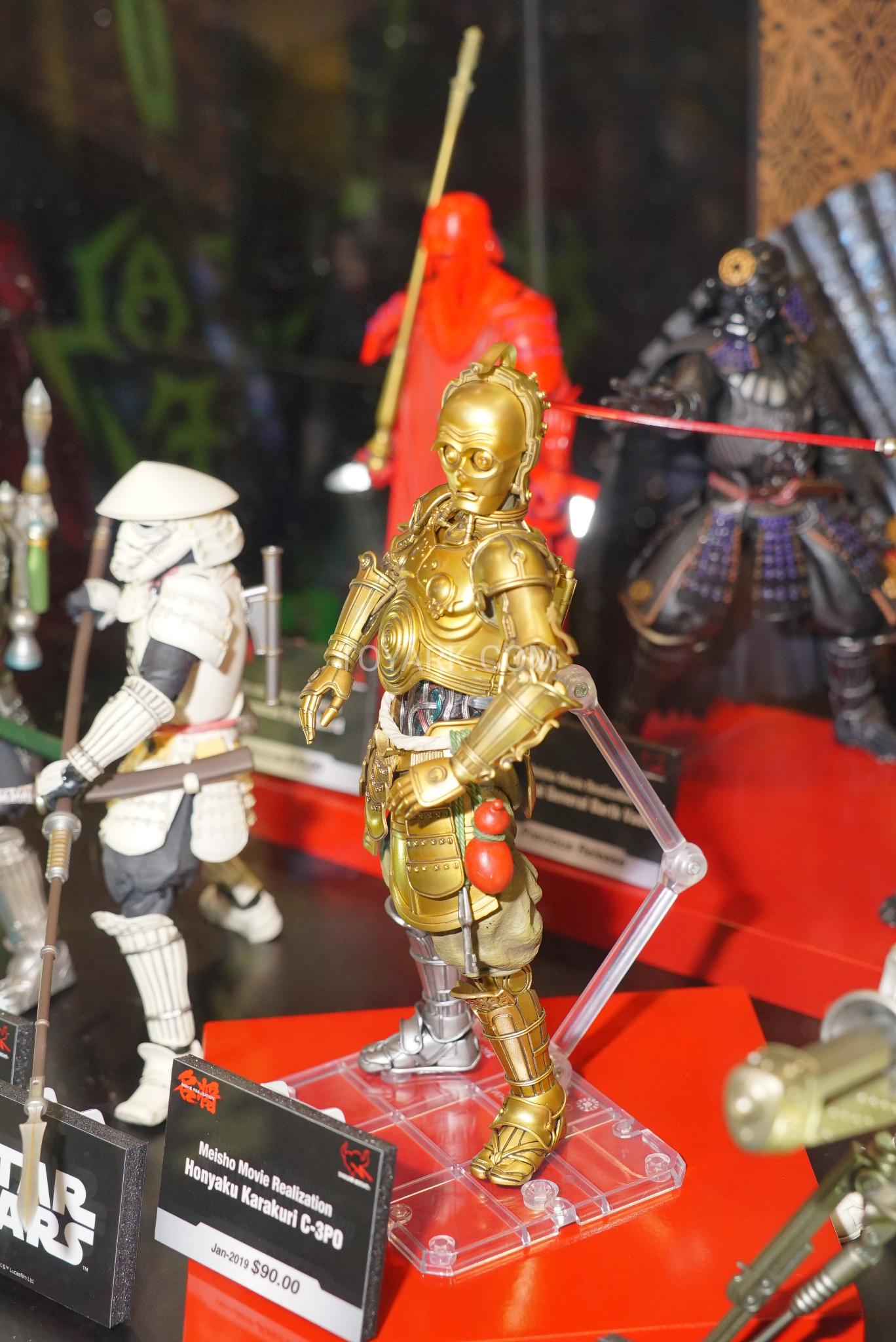 NEW YORK COMIC CON 2018 NYCC-2018-Tamashii-Nations-Star-Wars-008
