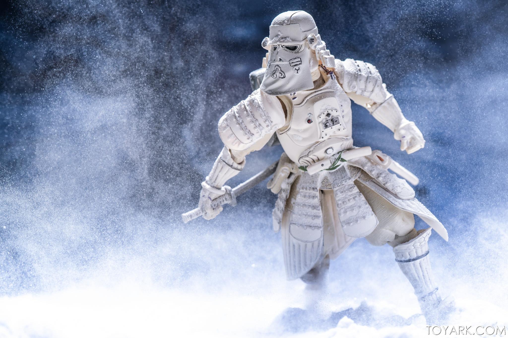 STAR WARS Movie Realization - KANREICHI ASHIGARU SNOWTROOPER Realization-Snowtrooper-41