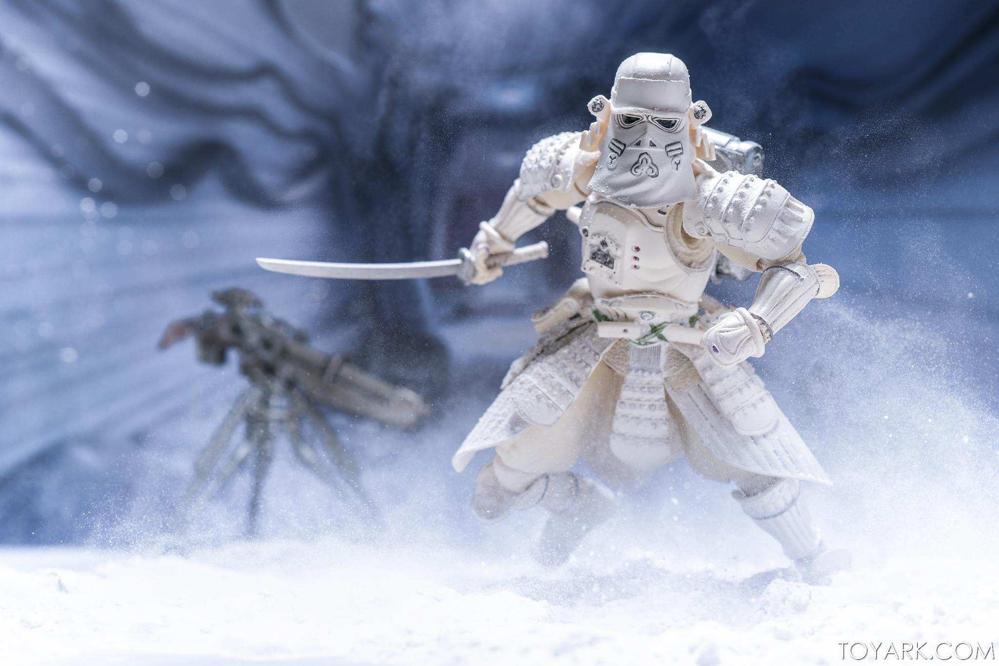 STAR WARS Movie Realization - KANREICHI ASHIGARU SNOWTROOPER Realization-Snowtrooper-42