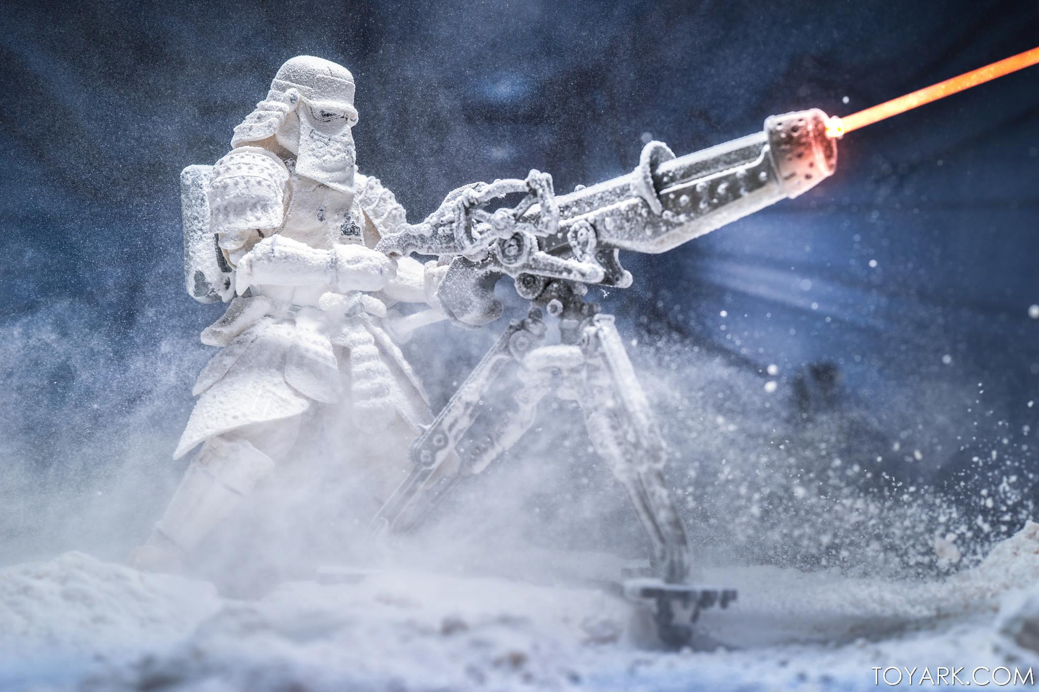 STAR WARS Movie Realization - KANREICHI ASHIGARU SNOWTROOPER Realization-Snowtrooper-44