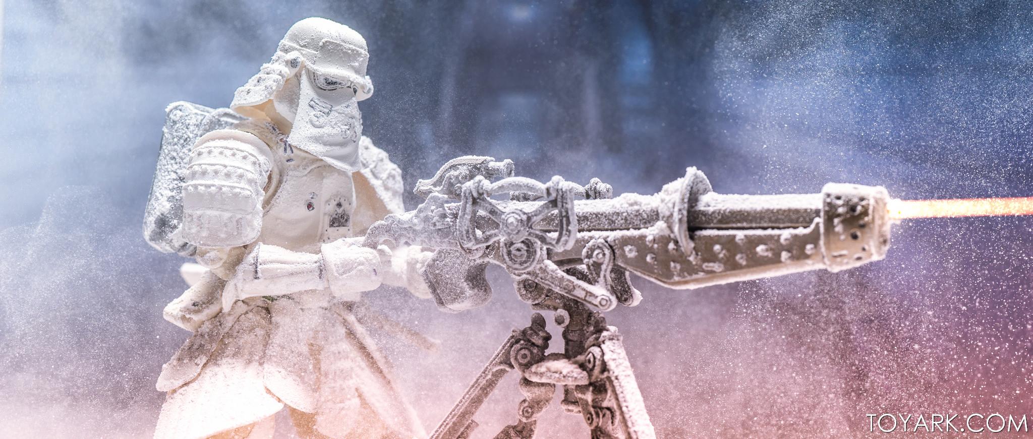 STAR WARS Movie Realization - KANREICHI ASHIGARU SNOWTROOPER Realization-Snowtrooper-45
