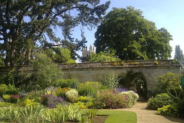 أكسفورد: المدينة العريقة التي لا تزال تجذب الملايين The_Botanic_Gardens-Oxford