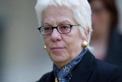 Johanna Sigurdardottir Carla-del-ponte